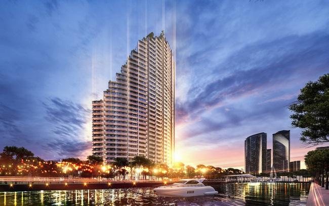 Công bố tòa tháp đặc biệt trong dự án 25 nghìn tỷ đồng của Sunshine Group tại Quận 7