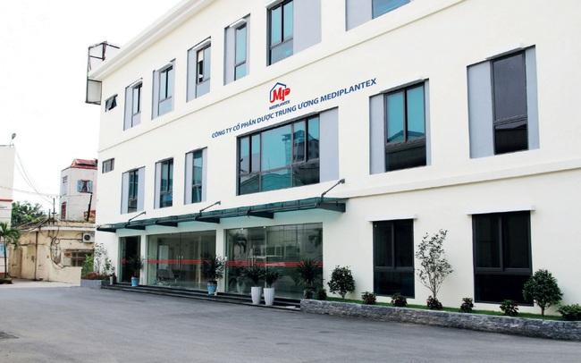 Công ty CP Dược Trung ương Mediplantex (MED) chào sàn HNX với giá 45.000đồng/cổ phiếu