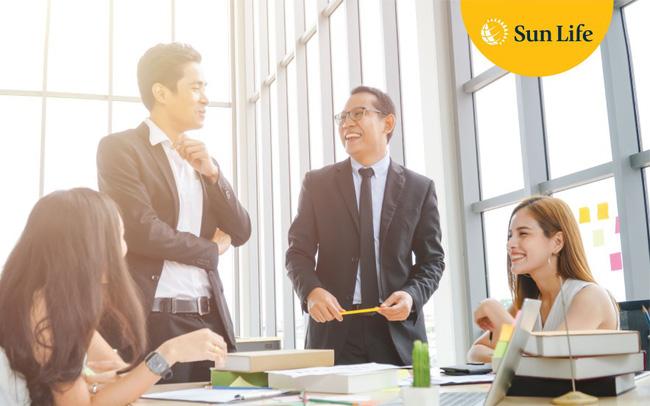 Sun Life Việt Nam nhận giải Công ty cung cấp giải pháp bảo hiểm nhân thọ uy tín 2019