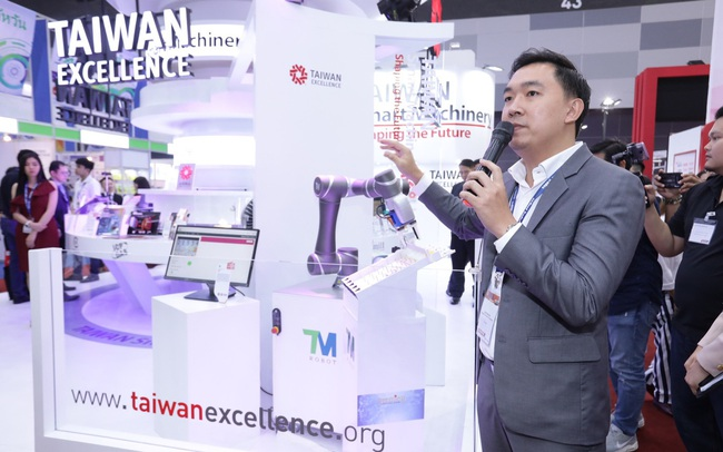 Taiwan Excellence mở ra triển vọng phục hồi của các ngành công nghiệp Đài Loan mùa dịch Covid-19