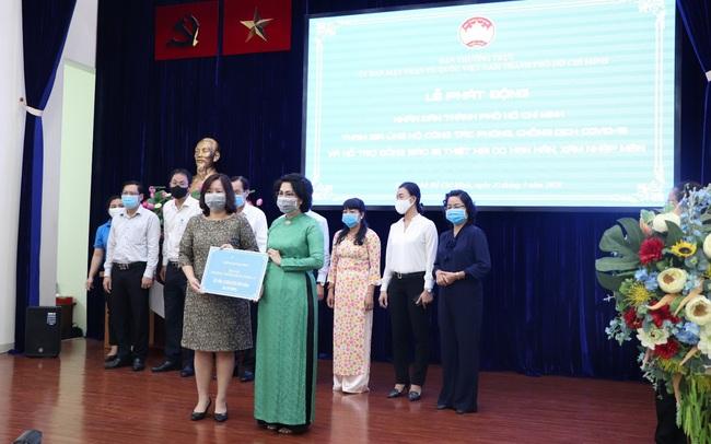 Tập đoàn BĐS Vạn Phúc đóng góp 3 tỷ đồng cho MTTQ Việt Nam TP.HCM chống dịch Covid – 19