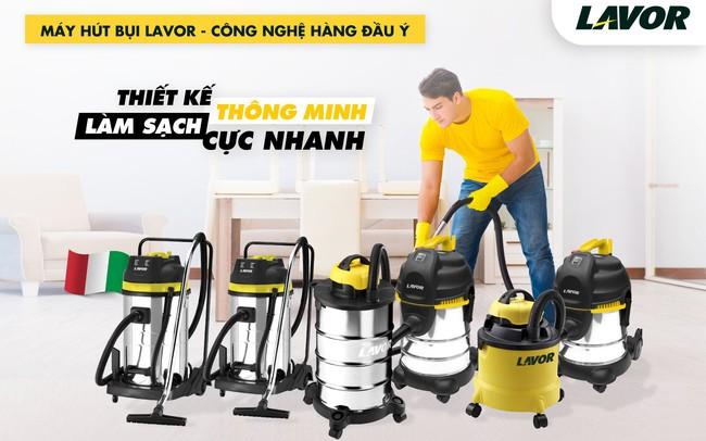 Newage Distribution - Nhà phân phối độc quyền sản phẩm máy hút bụi/máy phun áp lực nước Lavor (Italia) tại Việt Nam