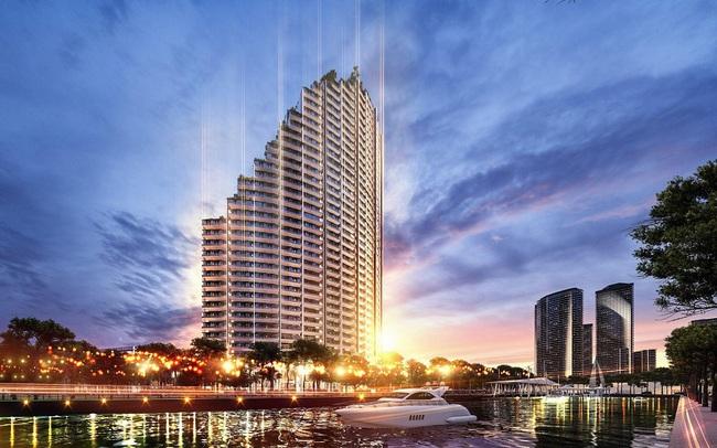 """""""Sống xanh, sống đẳng cấp"""" trong tòa tháp Babylon đặc biệt tại dự án 1,2 tỷ USD của Sunshine Group"""
