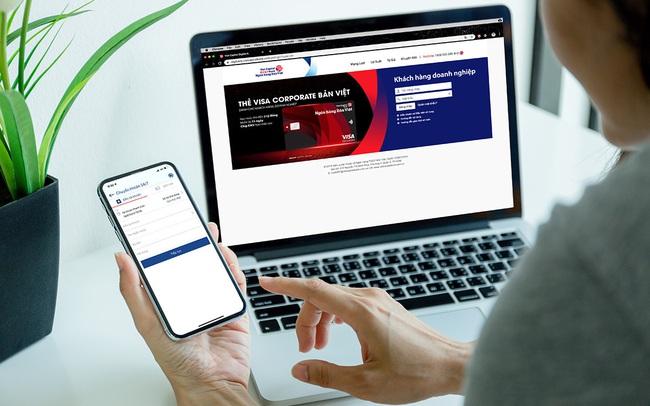 Ngân hàng Bản Việt miễn 100% phí chuyển tiền online cho cả khách hàng cá nhân và doanh nghiệp