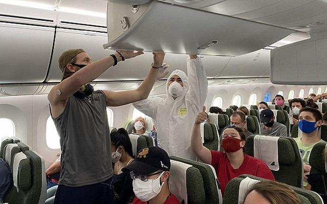 Bamboo Airways đưa công dân EU tại VN và Thái Lan hồi hương ngày 31/3 theo đề nghị của EU