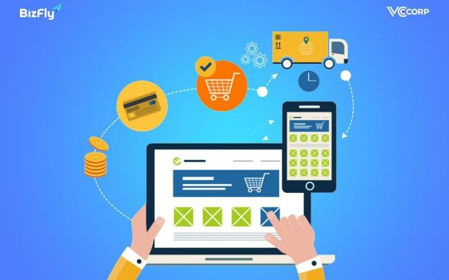 Giải pháp xây dựng cửa hàng online cho chuỗi bán lẻ trong mùa dịch Covid-19