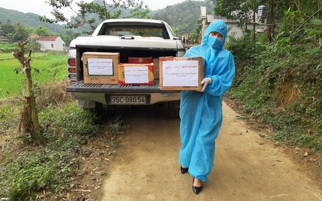 """Chương trình """"Cùng hành động vượt qua Covid-19"""" – ActionAid Việt Nam"""