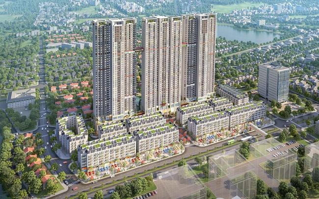 Chính thức mở bán tòa căn hộ V1 sở hữu view hồ tại dự án The Terra – An Hưng