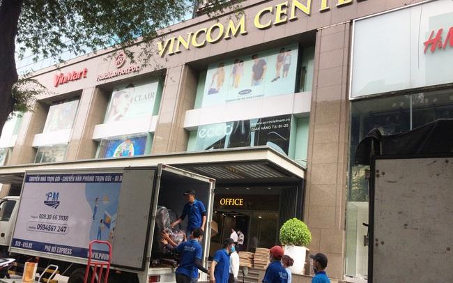 Dịch vụ chuyển văn phòng chuyên nghiệp tại TPHCM của Phú Mỹ Express