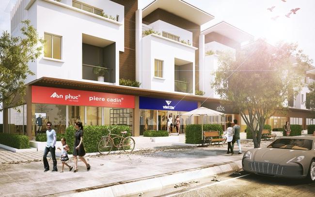 Ra mắt khu dân cư kiểu mẫu ven sông cạnh trung tâm Phan Thiết