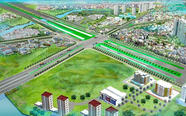 """Khu Nam Sài Gòn """"lột xác ngoạn mục"""", nhiều nhà đầu tư lớn đổ bộ thị trường"""