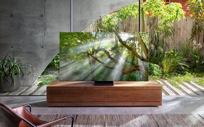 Samsung – người tiên phong khai mở trí tuệ cho những chiếc TV