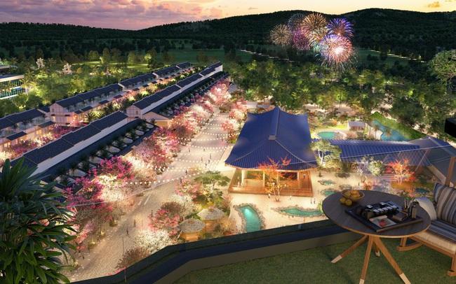 Sắp có công viên khoáng nóng 4.4ha gần Hà Nội