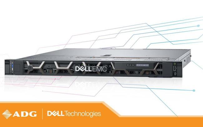 Khám phá cỗ máy chủ Dell EMC PowerEdge R440 của Dell Technologies
