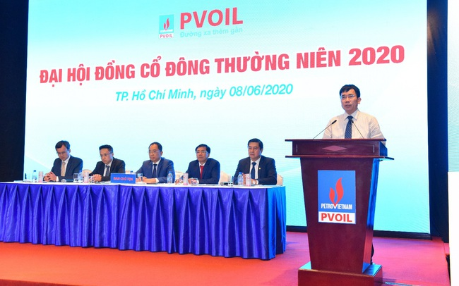 Đại hội đồng cổ đông thường niên 2020: PVOIL nỗ lực vượt khó khăn, giảm thiểu thiệt hại từ đại dịch Covid-19