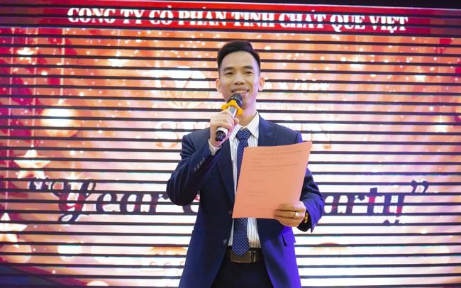 """CEO Quê Việt - người """"truyền lửa"""" nhiệt huyết, tận tâm"""