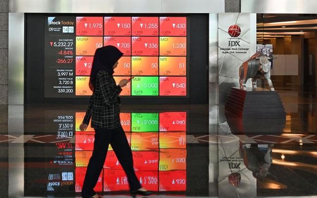 TTCK Thái Lan, Indonesia, Ấn Độ và Hàn Quốc tạm ngừng giao dịch vì giảm quá sâu
