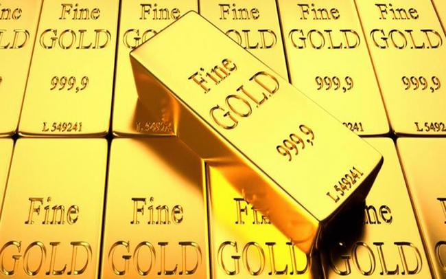 Giá vàng thế giới rớt thê thảm
