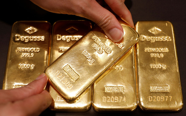 Giá vàng tuần tới sẽ tăng trở lại?
