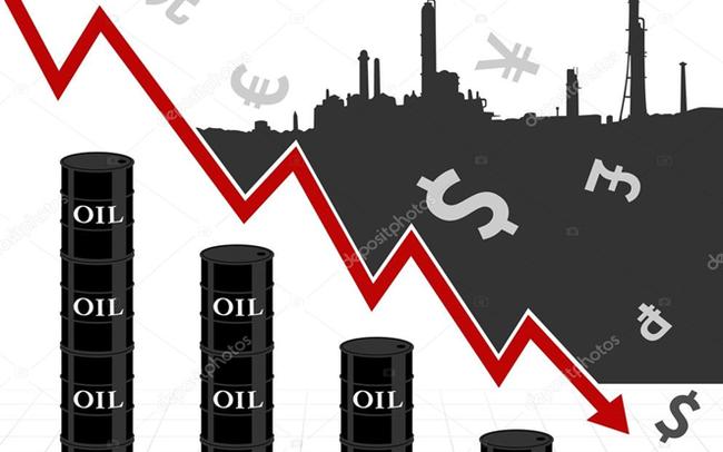 Giá dầu chạm mức thấp nhất kể từ 2003, hướng đến 20 USD/thùng