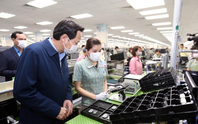 Hỗ trợ 1,5-3 triệu người lao động và 100.000-200.000 doanh nghiệp
