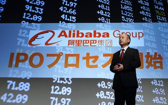 SoftBank lên kế hoạch bán 14 tỷ USD cổ phiếu Alibaba để chống đỡ đại dịch Covid-19