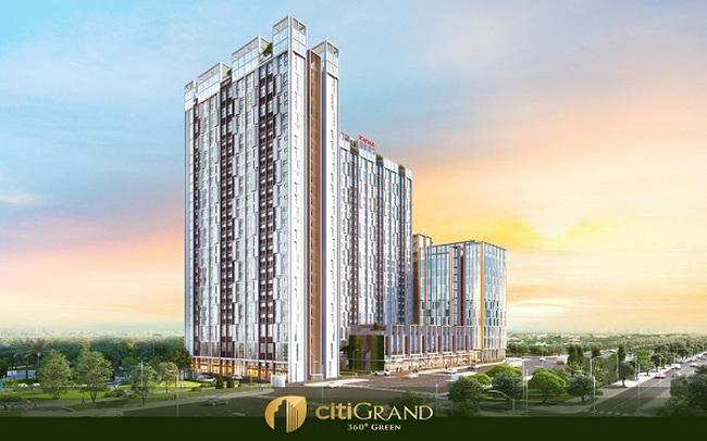 Bất động sản CitiGrand 2020: Kênh đầu tư hấp dẫn hàng đầu