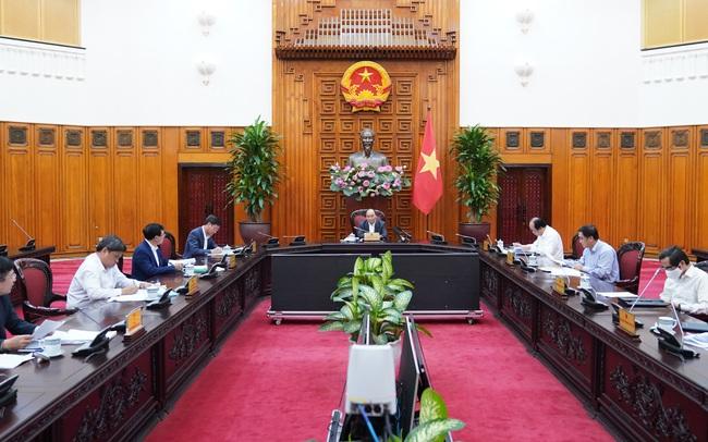 Thủ tướng làm việc trực tuyến với tỉnh Sóc Trăng