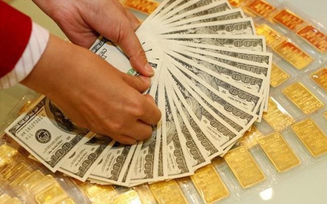 Giá USD ngân hàng đồng loạt giảm
