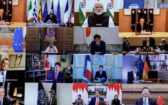 G20 sẽ bơm ra 5.000 tỷ USD cứu kinh tế toàn cầu khỏi thiệt hại do Covid-19