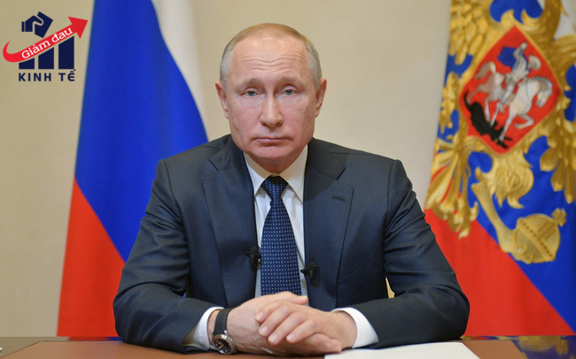 Tổng thống Putin cho toàn bộ người dân nghỉ 1 tuần nguyên lương để chặn dịch bệnh
