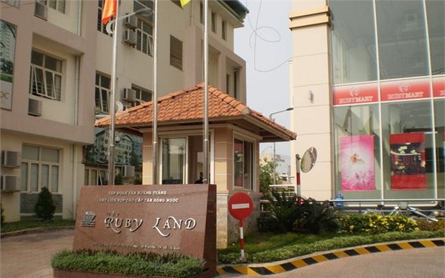 Tp.HCM: Cưỡng chế vi phạm xây dựng ở chung cư Rubyland