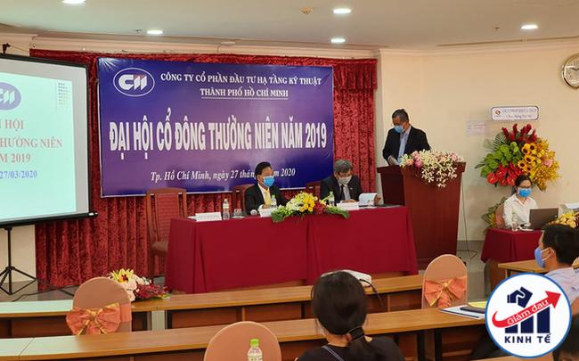 CII vẫn tổ chức ĐHĐCĐ giữa cao điểm dịch COVID-19: Cần thiết phải thông qua việc chuyển đổi trái phiếu và phát hành thêm cổ phiếu để dự phòng nguồn vốn trả nợ