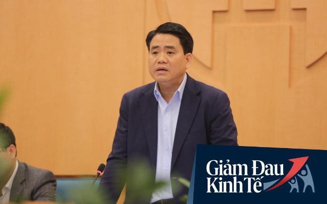 Chủ tịch Hà Nội kiến nghị Thủ tướng cho một số cơ quan hành chính nghỉ việc