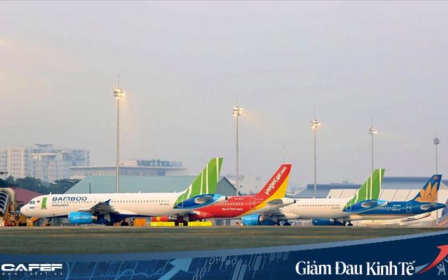 Bộ GTVT: Từ 30/3, mỗi hãng hàng không chỉ được bay 1 chuyến/ngày trên 5 đường bay nội địa