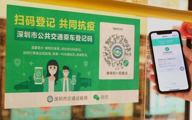 """Thanh toán, ăn xin bằng mã QR chưa đủ, các """"ông lớn"""" của Trung Quốc còn sử dụng công nghệ này để xếp hạng bệnh nhân nghi nhiễm Covid-19"""