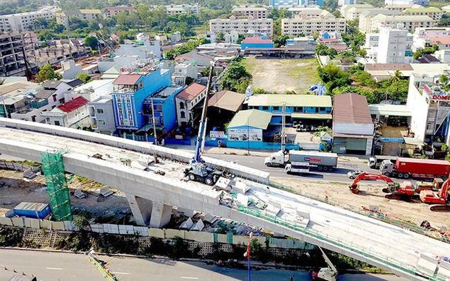 Tp.HCM đề nghị gia hạn giải ngân và điều chỉnh lịch trả nợ tuyến metro số 2 Bến Thành - Tham Lương