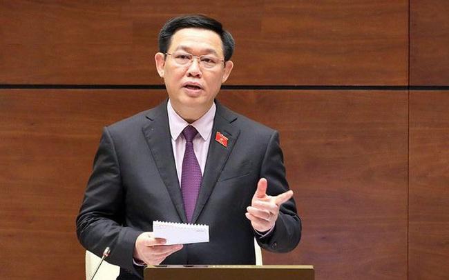 Bí thư Thành uỷ Hà Nội Vương Đình Huệ: Chúng ta không cần phải đi mua tích trữ gì trong lúc này cả, Hà Nội đủ tiềm lực để có thể đảm bảo thực phẩm, nhu yếu phẩm cho người dân