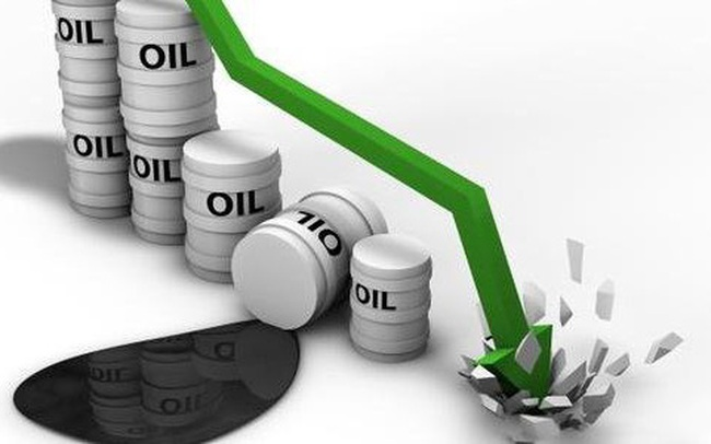 Giá dầu sáng nay lao dốc thê thảm nhất kể từ chiến tranh vùng Vịnh 1991, mất hơn 30% ngay khi mở cửa