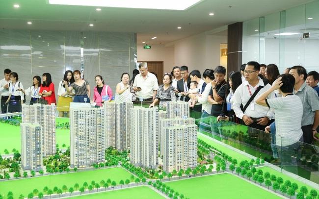 Mối quan tâm đến bất động sản đang phục hồi trở lại