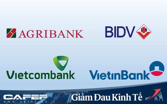 Phó Thống đốc Đào Minh Tú: Lợi nhuận năm 2020 của BIDV, Vietcombank, VietinBank, Agribank phải giảm ít nhất 40% để hạ lãi suất hỗ trợ doanh nghiệp