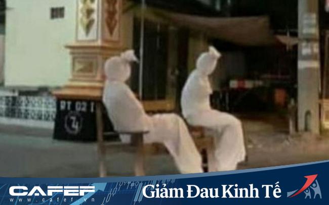 """Ngôi làng ở Indonesia dùng cách """"dọa ma"""" để khiến người dân ở trong nhà giữa đại dịch Covid-19"""