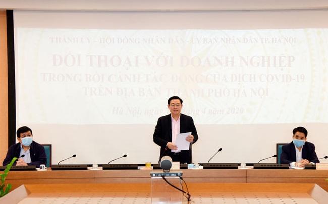 Bí thư Thành uỷ Vương Đình Huệ: Thành phố quyết tâm gỡ khó để giải ngân 40.000 tỷ đầu tư công trong năm 2020