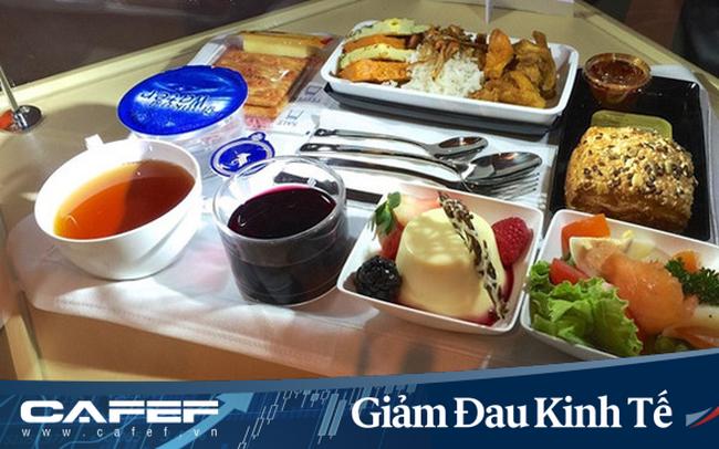 Suất ăn Hàng không Nội Bài (NCS) báo lãi quý 1 chỉ bằng 1/13 cùng kỳ