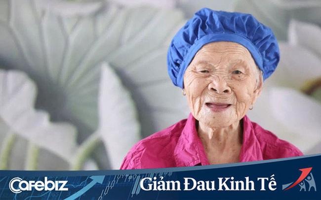Cụ bà 107 tuổi, chưa bao giờ phải tiêm hay nằm viện, bí quyết dưỡng sinh đơn giản tới mức ai cũng làm được