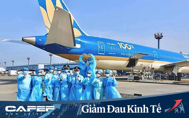 2000 nhân viên phải cách ly, 100 máy bay nằm không, doanh thu giảm 50.000 tỷ, toàn bộ người lao động bị giảm lương, CEO Vietnam Airlines chia sẻ: