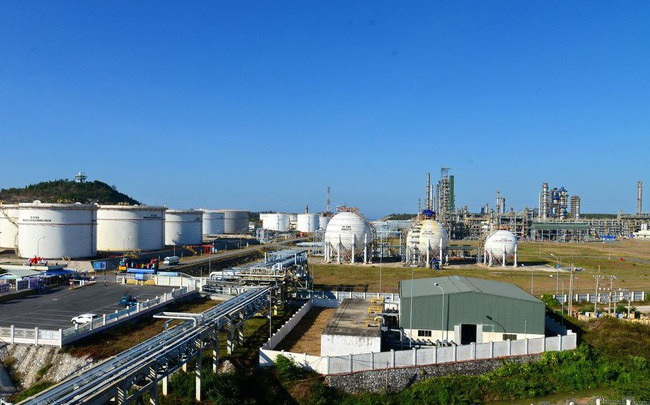 Lọc hóa dầu Bình Sơn lỗ riêng lẻ 2.332 tỷ đồng quý I