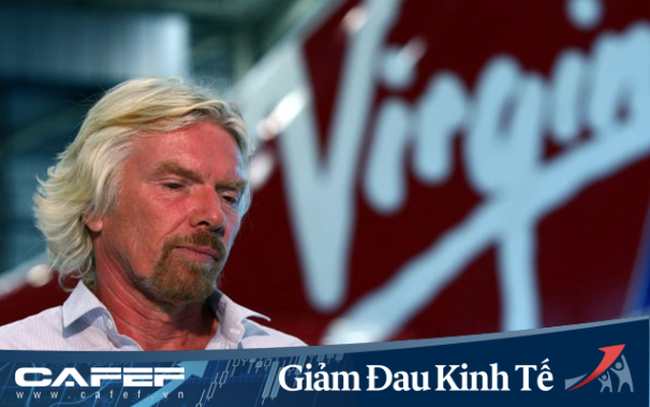 Tỷ phú Richard Branson 'cầu cứu' chính phủ, thế chấp đảo riêng khi Virgin Air khó có thể sống sót qua khủng hoảng Covid-19