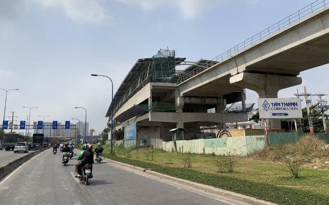 Tp.HCM xin chủ trương tăng mức đầu tư tuyến Metro 2 Bến Thành - Tham Lương
