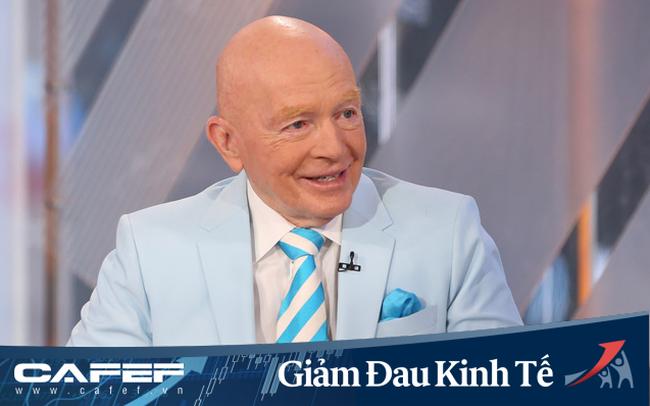 """""""Ông vua của thị trường mới nổi"""" Mark Mobius: Ít phụ thuộc vào Trung Quốc sẽ trở thành mục tiêu, Việt Nam nổi lên như địa chỉ mới cho chuỗi cung ứng"""
